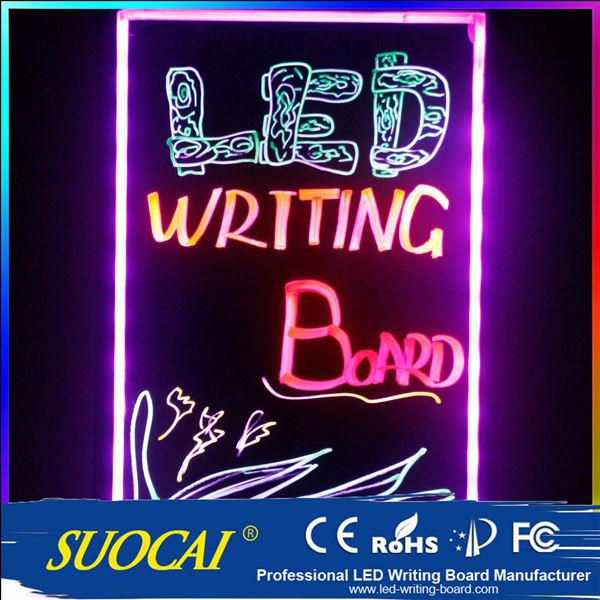 Buy Leadleds Vivid Color Liquid Chalk Markers - Reversible TIP ...