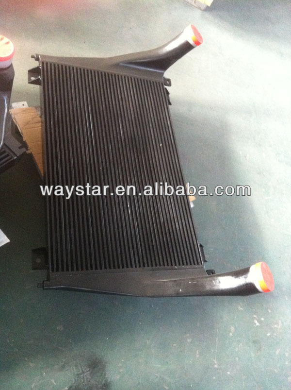 high performance truck intercooler bar plate intercooler for Peterbilt 378/385/387/357 series