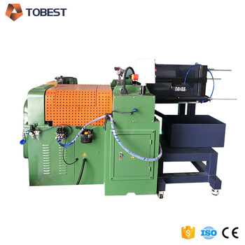 rebar tapered threading machine bolts thread rolling machine TB-25S