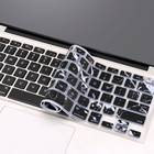 Keyboard Cover with Marble Pattern for Macbook Air
