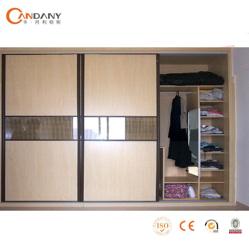 Diseño nuevo y moderno de muebles de dormitorio armario, de plástico ...