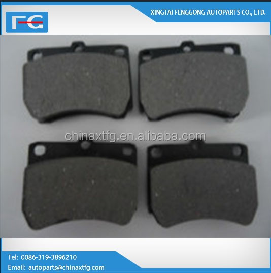 Car disc auto brake pads for Japanese car