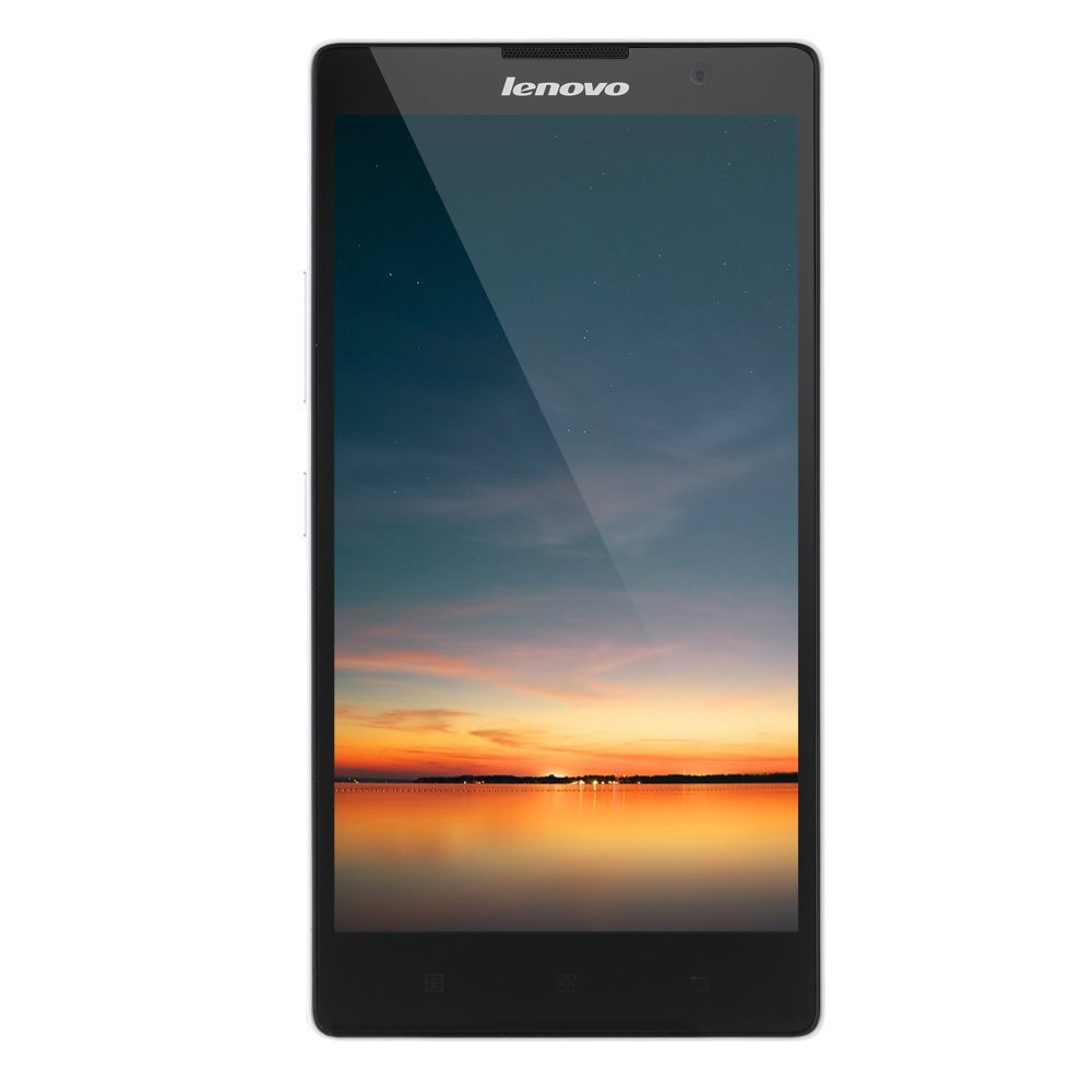 """Lenovo K80M High Definition IPS 5.5"""" Inches 1920*1080 Multi-Touch Screen Google Android 4.4 OS Intel 64bit Qual Core 1.8GHz CPU 2GB RAM 32GB ROM Unlocked GSM WCDMA FDD-LTE Cellphone"""