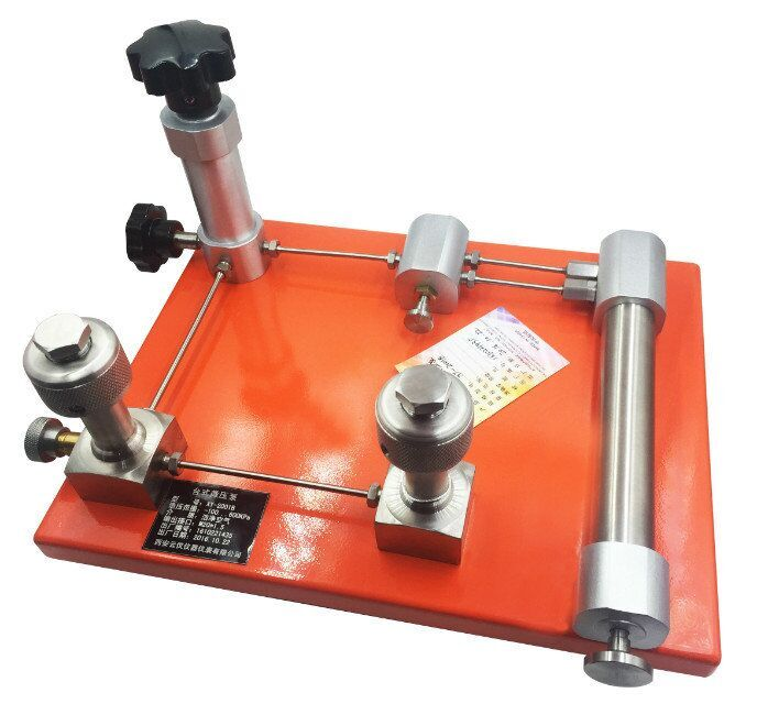 Low Pressure Calibration Test Pump