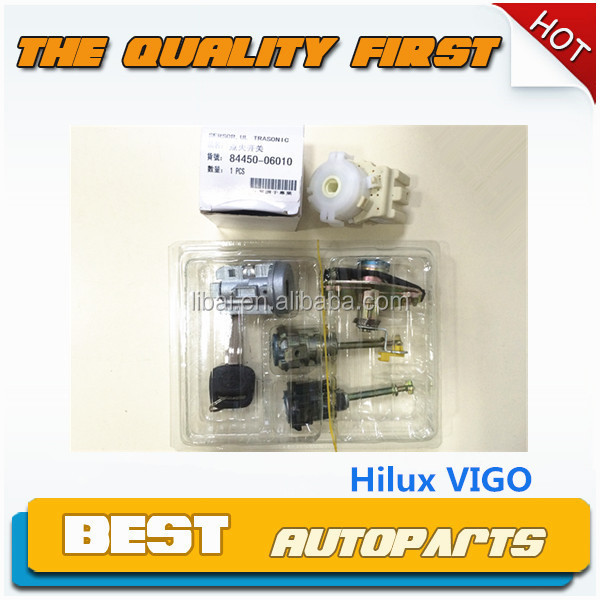 Car Ignition Switch Lock With Key For Toyota Hilux Vigo
