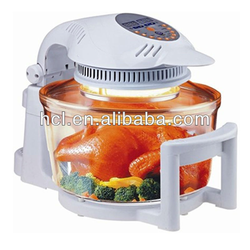 12L Multi function Digital Halogen Oven Convection Oven