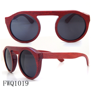 round hinge wood sunglasses and zebra wood sunglasses