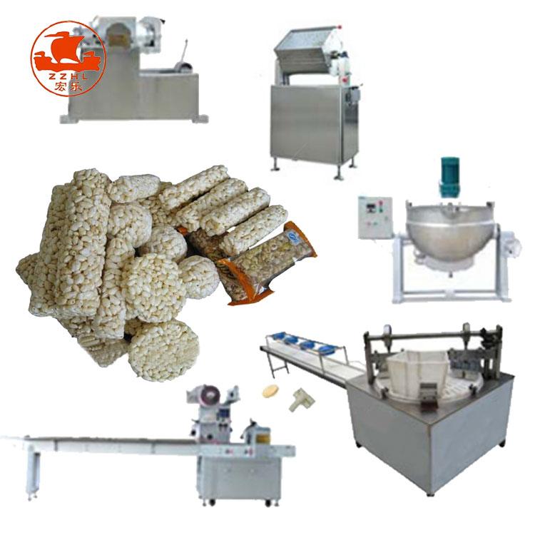 아이스 볼 사탕 생산 라인/피고 쌀 성형 기계/시리얼 바 성형 기계