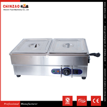 The Best Kitchen Equipment CHINZAO Brand Electric bain marie prices For Warm the food
