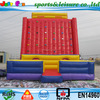 Outdoor inflatable climbing walls ,giant inflatable rock climbing wall,inflatable sport wall for kids