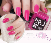NEW Arrival OEM Fashionable Top lady Professional Soak off uv gel nail polish for UV led lamp
