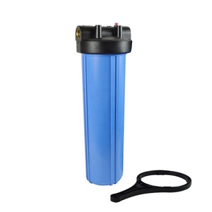 20BB GAC Carbon Water Filter Housing Whole House Water Filtration system 20 Inch Big Blue Housing