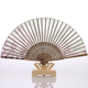 New Arrival Japanese Lady Bamboo Folding Fan Portable mini Handheld Fan