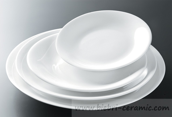 Plain White Color Logo Decal Printable Customized Restaurant Dinner Plates Dinnerware Sets & China Custom Dinner Plate Set Wholesale 🇨🇳 - Alibaba