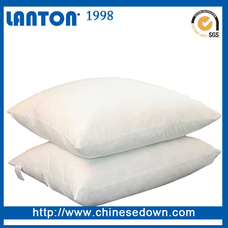 hot sale cheap oblong duck feather cushion insert
