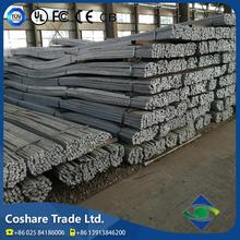 COSHARE- Passed ISO 9001 test Good feedback serrated steel flat bar price
