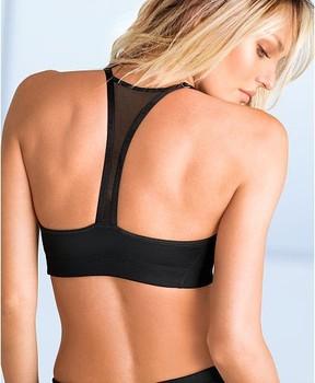 74a29603eb Custom Made Nylon Spandex Women s Sports Bra Hot Sales