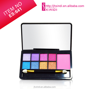 OEM Cosmetics Wholesale Manly Eyeshadow Pallette Makeup Eyeshadow