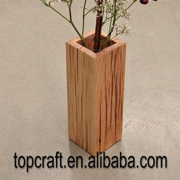 square wooden flower vases buy square wooden flower vases square