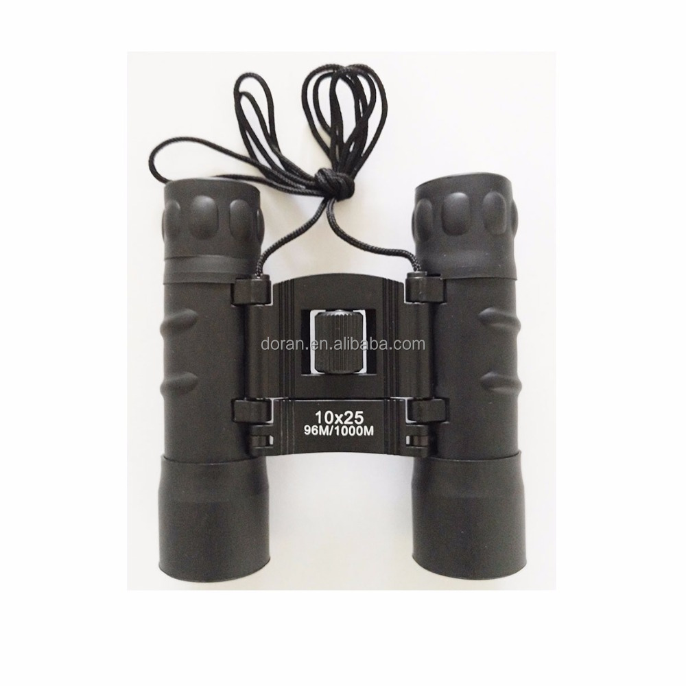 10X25 Outdoor Sport Roof Prism Binoculars,Compact Bird Watching Binocular Telescope