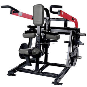 Hammer Strength Seated Dip Machine / Triceps Press Gym Equipment