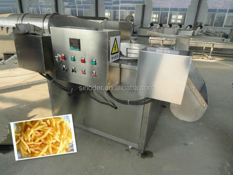 SNACK Food Frying Machine Electric/Gas French Fries Frying Machine for Fast Food Restaurant, Open Fryer
