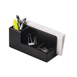 Get Quotations · ELDON OFFICE PRODUCTS 62537 Wood Tones Desk Organizer,  Wood, 4 1/4 X