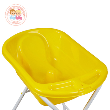 Plastic Baby Bathtub with stand and legs, View transparent plastic ...