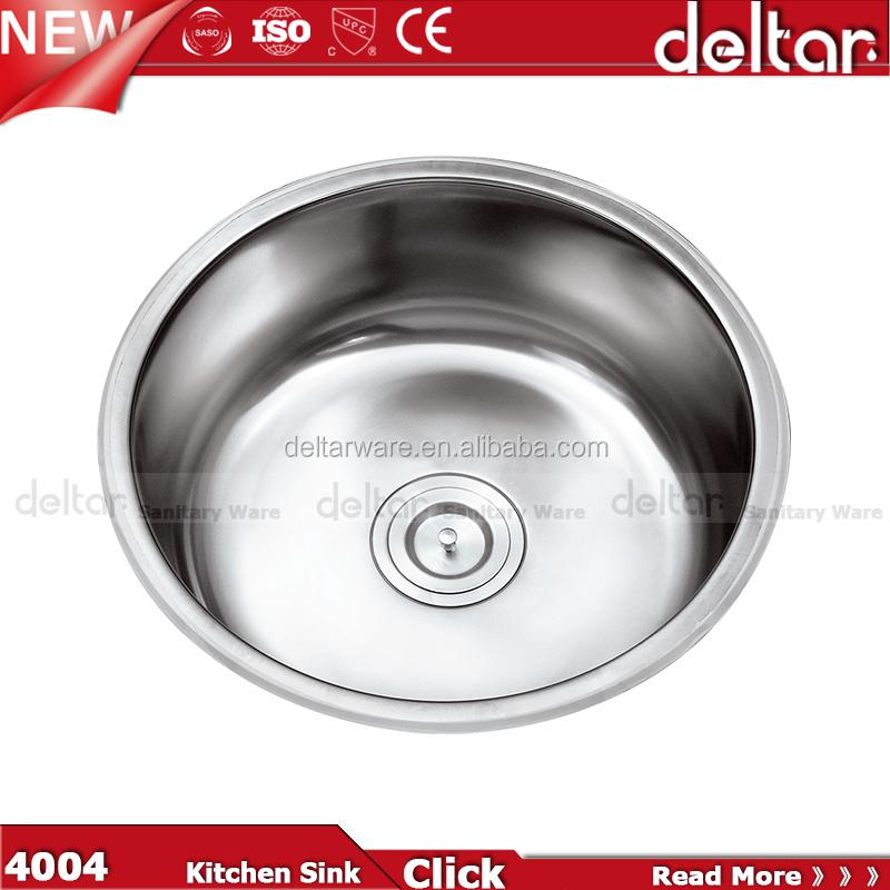 Round Kitchen Sink Stainless, Round Kitchen Sink Stainless Suppliers ...