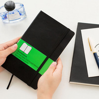 High Quality Fashion PU Leather Business A5 Notebook