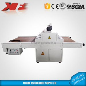 uv curing tunnel dryer for curing screen printing uv ink price