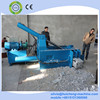 Hydraulic automatic metal door frame compress baler machine