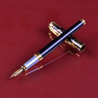 INTERWELL BPM333 Metal Fountain Pen, Good Cheap Fountain Pen Iridium Point