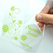 Soap Packaging Poly Cello Gift Bags for Hand Made Soap Bars