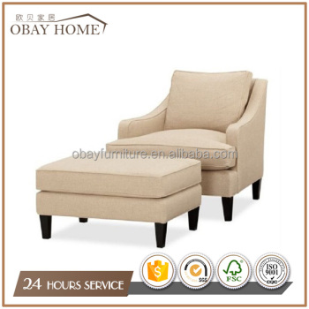French Chesterfield Soft And Comfortable Armchairs With Footrest Vintage Lounge Chairs Living Room Furniture