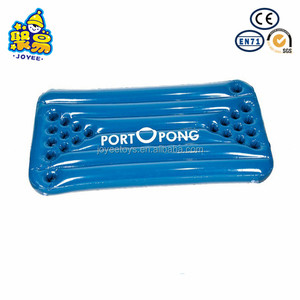 Top selling environmental portable inflatable pool beer pong
