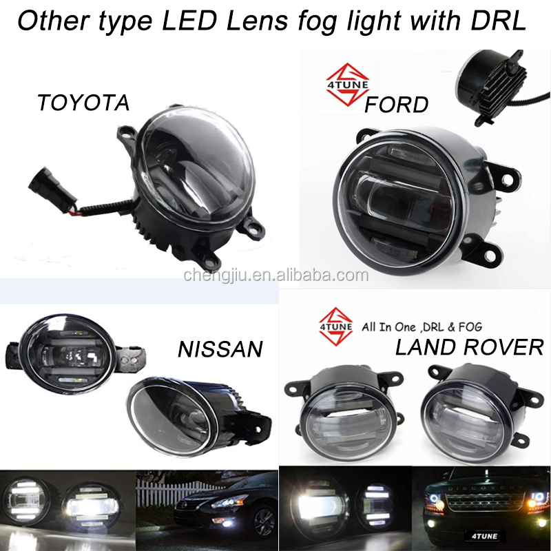 Best Suzuki grand vitara parts drl led fog lamp for Suzuki led fog lights