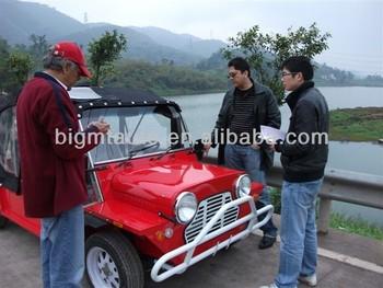 Passenger Mini Moke Cheap Electric Classic Cars For Sale