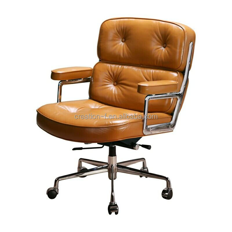 hot sale strong swivel armrest office chair with suitable price