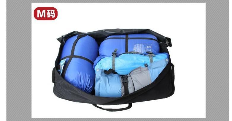 Bluefield Oxford Luggage Bag Backpack 55L/100L/150L Big
