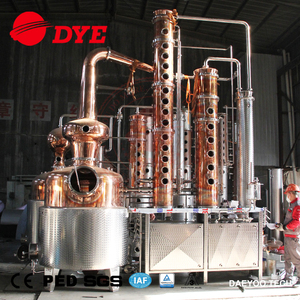 ethanol whiskey home gin distillation equipment column price