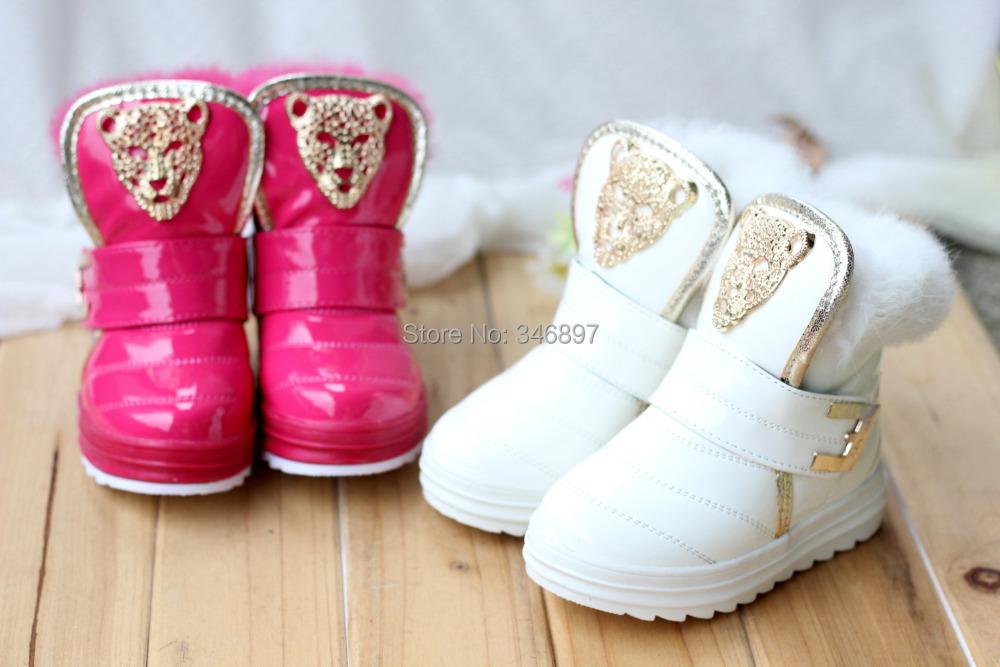 eba098606 Дешевый магазин: зимних детских обувь дети сапоги детей 3 цвет ...
