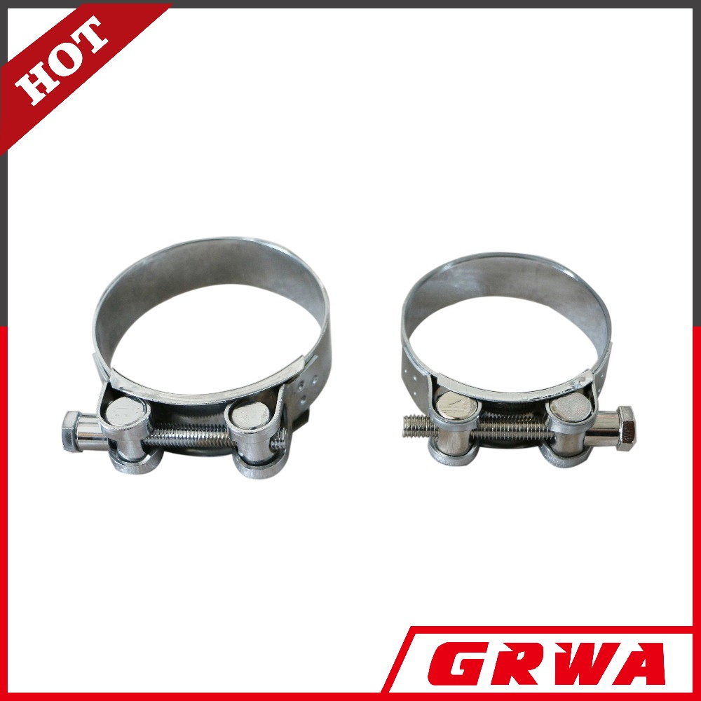 Exhaust T-Clamps for Electric Mufflers
