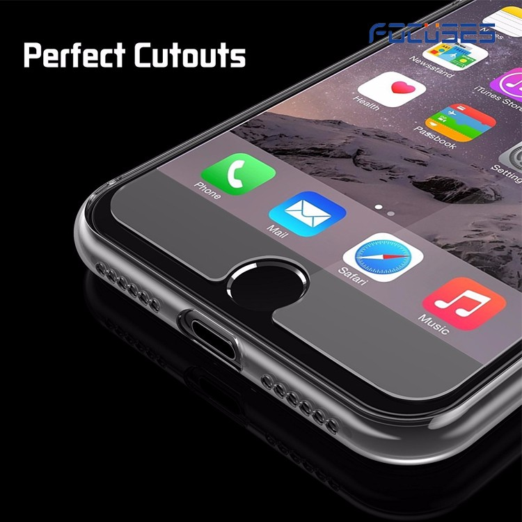 For IPhone 7 / 7plus factory price mobile phone 0.26mm tempered glass screen protector/film Newest Wholesale