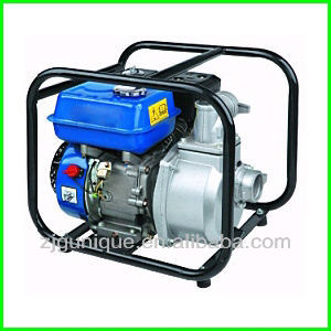 High head and flow rate DC unique PV Submersible water Pump