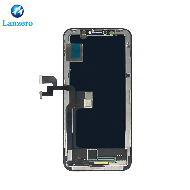Wholesale Mobile Phone LCD Screen For IPhone X LCD Touch Screen X Display Digitizer Complete фото