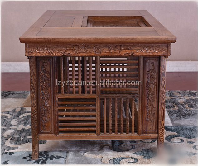 Wood Carved Console Table, Wood Carved Console Table Suppliers And  Manufacturers At Alibaba.com