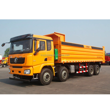 Nuovo Camion <span class=keywords><strong>Shacman</strong></span> <span class=keywords><strong>X3000</strong></span> 12 Wheeler Dumper per il Cile Versione