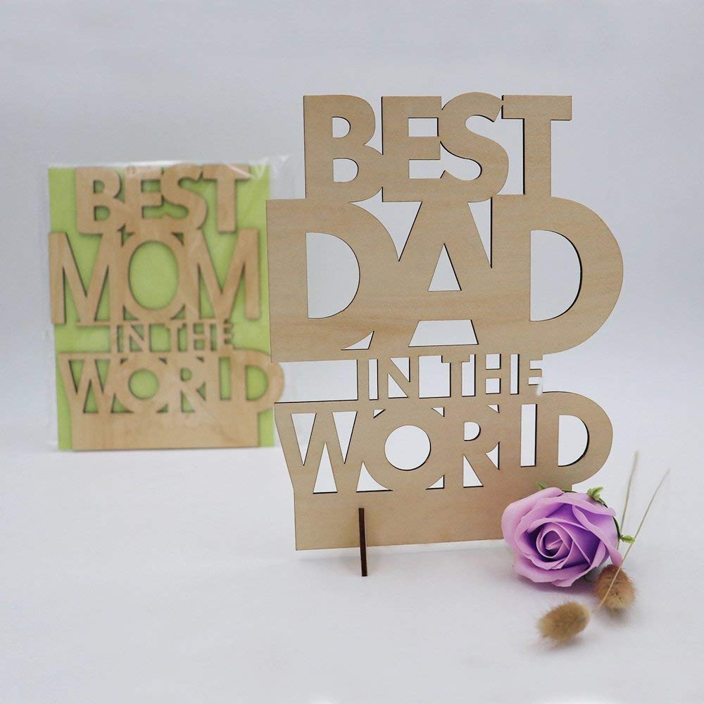 Premium Gifts For Dad Birthday Happy To The Best In World