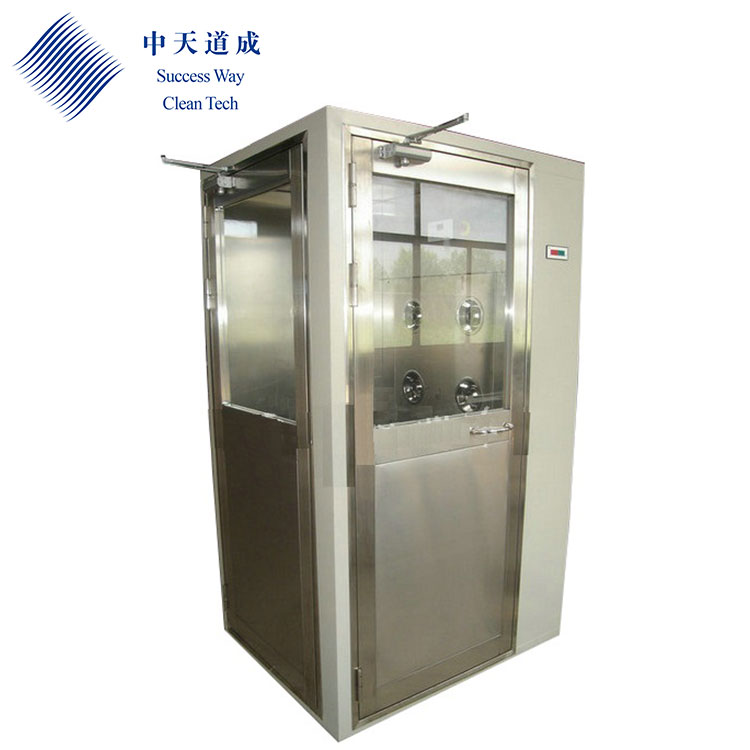 For person high efficiency air shower booth